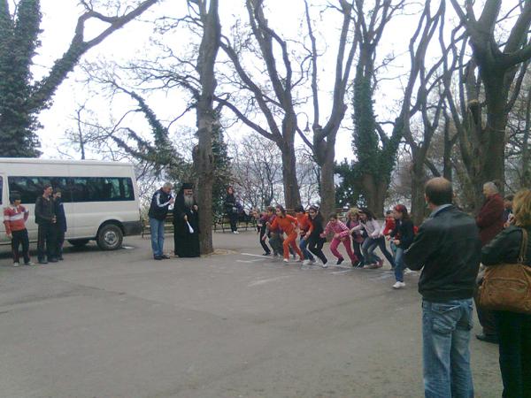 Великденски крос във Варна