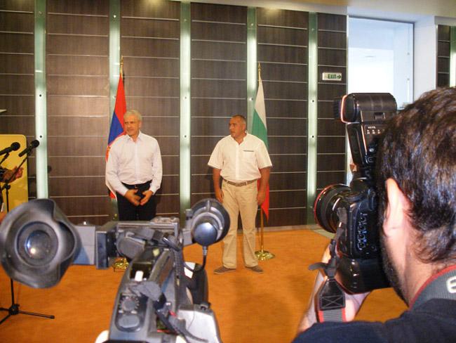 Двама славянски водачи във Варна
