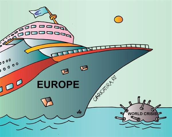 Австрия прати в нокдаун ционизма в Европа
