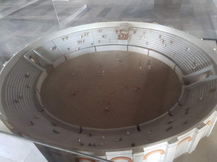 Древният Марцианопол оживя в Музея на мозайките
