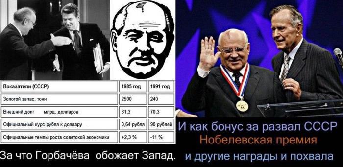 ПОСЛЕДНИЯТ доклад на предателя Горбачов