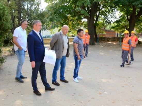 """Започва изграждането на нов спортен комплекс в кв """"Галата"""""""