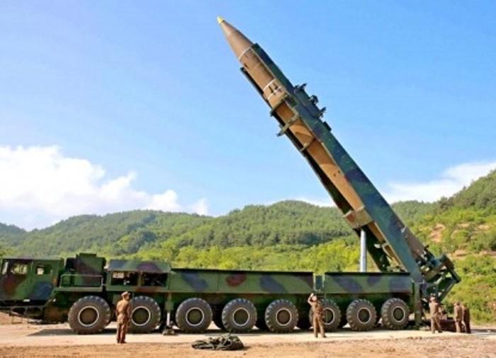 ЗАЩО е /почти/ невъзможно да се свали ракета на КНДР