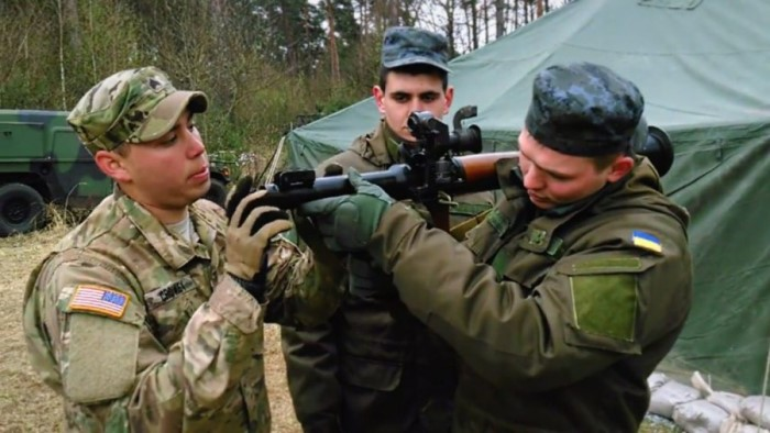 """НАТО-вци изнасилват рускини в """"украински"""" Донбас"""