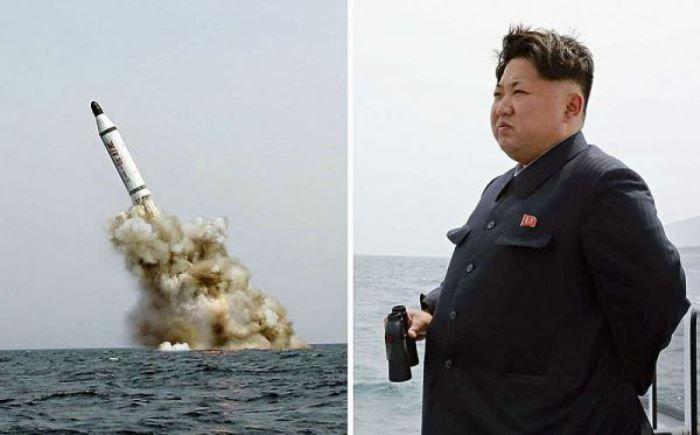 Изнамериха втора подводница на КНДР с балистични ракети