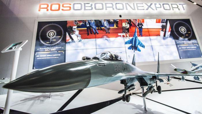 РУСКОТО авиостроене: СУ-35 с изкуствен интелект