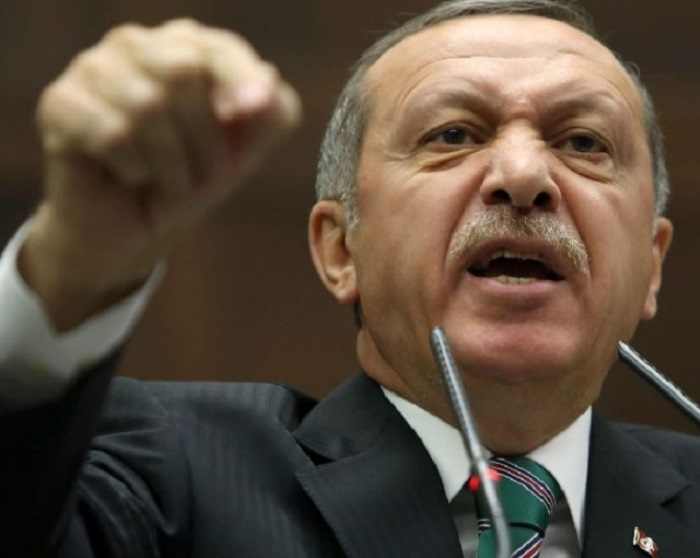 """ЕРДОГАН: ФАЩ дадоха купчини долари на """"Ислямска държава"""""""