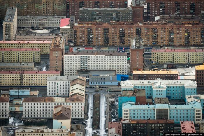 """НОРИЛСК – приказният град """"зад"""" Полярния кръг"""