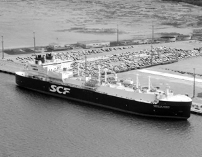 ПУТИН стартира първия танкер със сгъстен газ