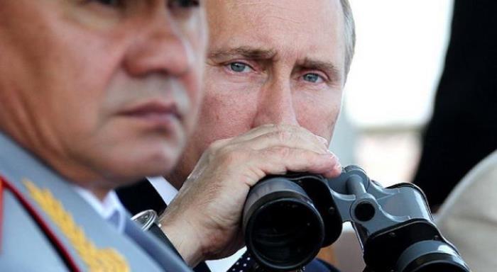 ПУТИН надмина СССР: Вбеси, победи и вразуми Запада