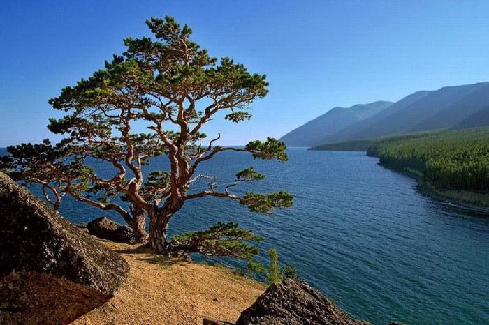 ТОП-10 езера в Русия