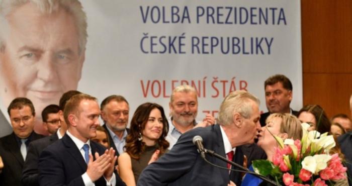 ЧЕХИЯ избра комунист и русофил за президент