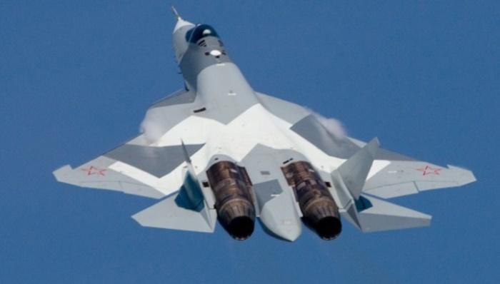 НАЙ-НОВОТО оръжие на руския изтребител СУ-57