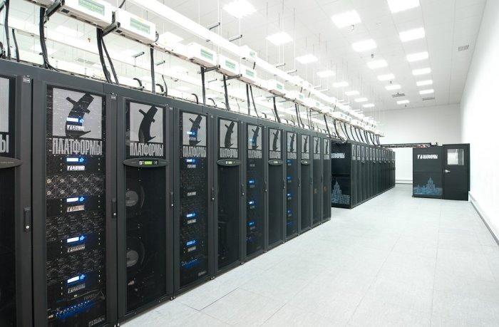 МОЩНОСТТА на руския суперкомпютър е удвоена