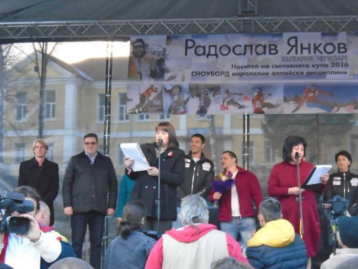 ДЕМОКРАЦИЯТА е позорът на българския спорт