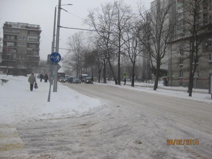 ОТНОВО катастрофа на лобното място на Лора във Варна