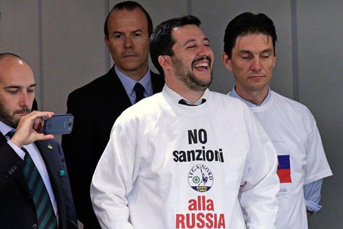 """БЕЗ """"ХАКЕРИ"""" Путин победи и в Италия"""