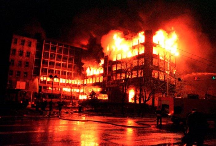 Разкрития за рака в България след урановите бомбардировки над Сърбия през 1999 г