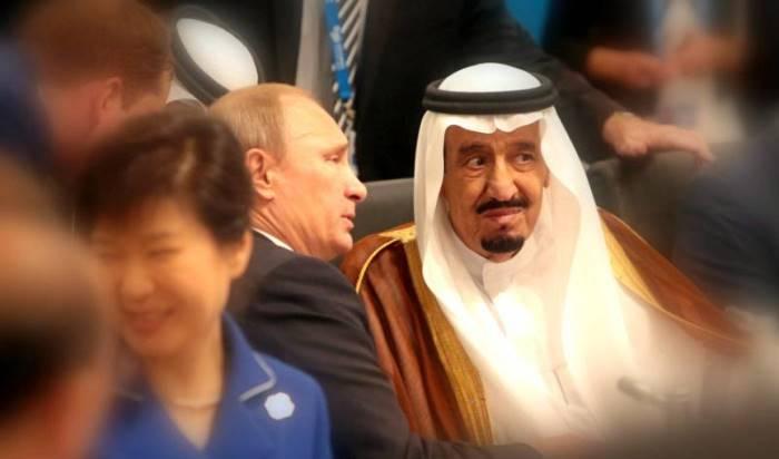 РУСИЯ примамва Саудитска Арабия, ФАЩ - с пръст в ... уста