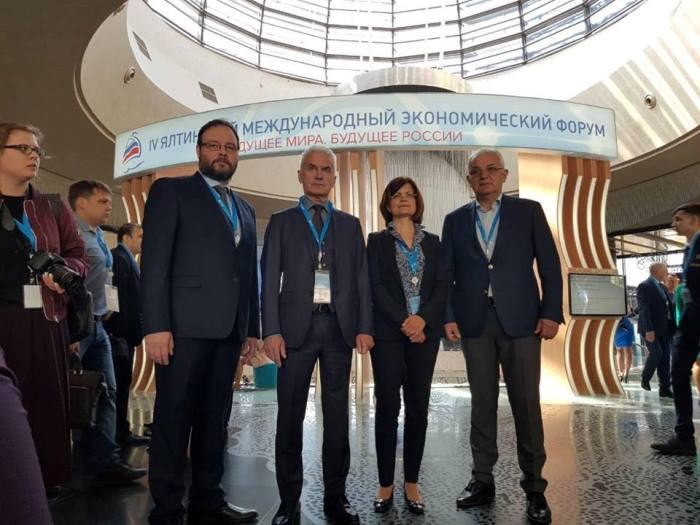Сидеров на форум в Крим: България иска нормални отношения с Русия