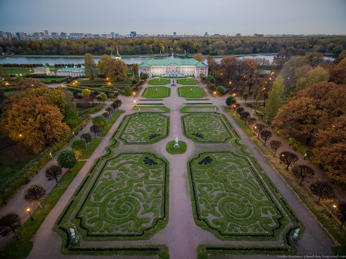 10-те най-красиви дворцови вили в Русия
