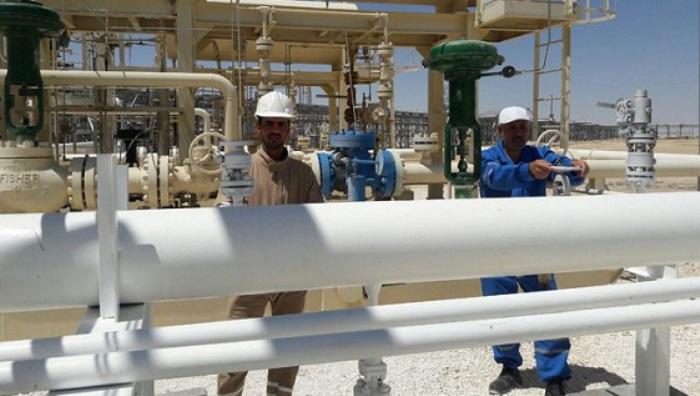 СИРИЯ ускорено възстановява газодобива