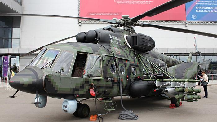 НОВИТЕ руски вертолети - с 15 % от световния пазар