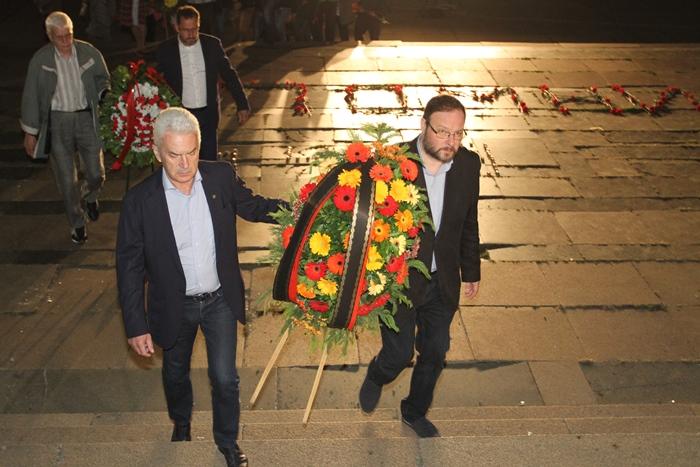 АТАКА отбеляза часа и деня на хитлеристката агресия срещу Русия