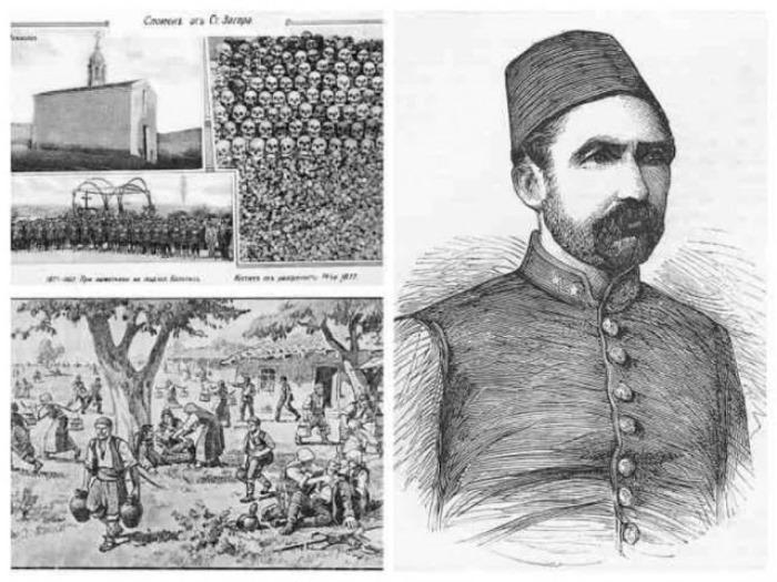Евреинът Сюлейман паша корми бременни българки! 16 000 са изклани, 1200 умират от глад по време на геноцида