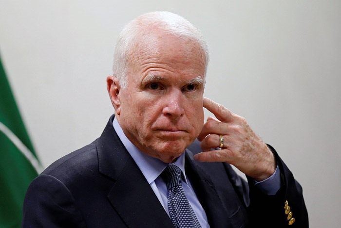 ДОБРА новина: Умря болният сенатор Джон Маккейн
