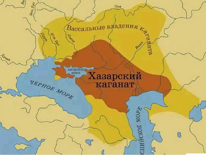 КАК княз Святослав съкруши Хазарския /юдейския/ каганат