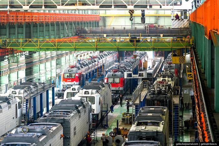 РЕКОРДИТЕ на руската промишленост през 2019 г