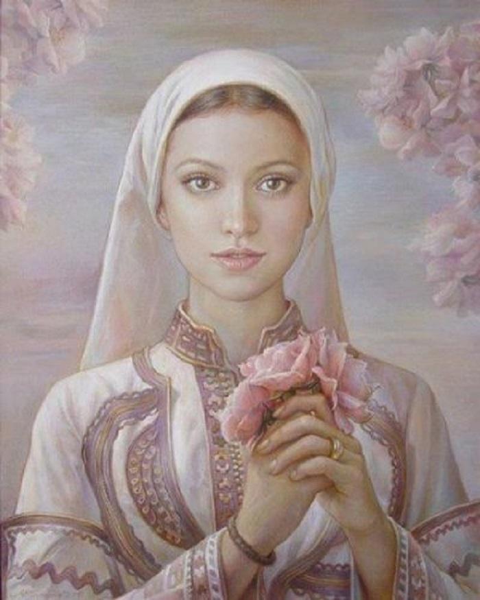 ПОЛОВИЯТ орган на жената е свещеното средоточие на човечеството