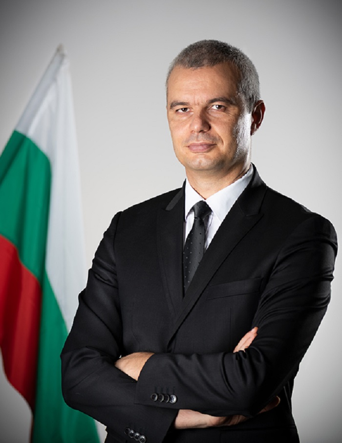 ВЪЗРАЖДАНЕ на Костадин Костадинов на консултации с президента