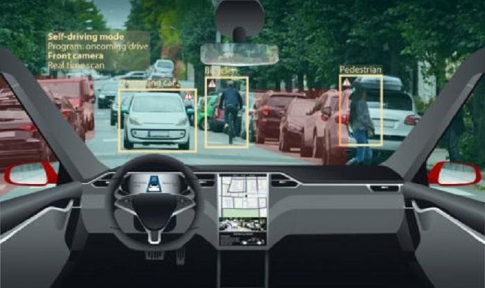 В РУСИЯ: Автомобили без пилоти в кабините