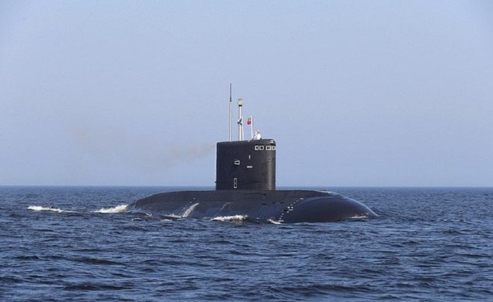 """ВМФ на Русия разкри """"тайната"""" на подводницата """"Черната дупка"""""""