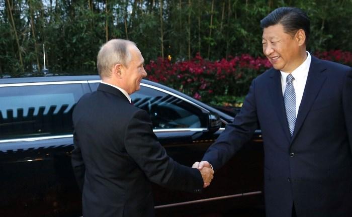 Путин и Си Цзин-Пин с нов съвместен ядрен проект