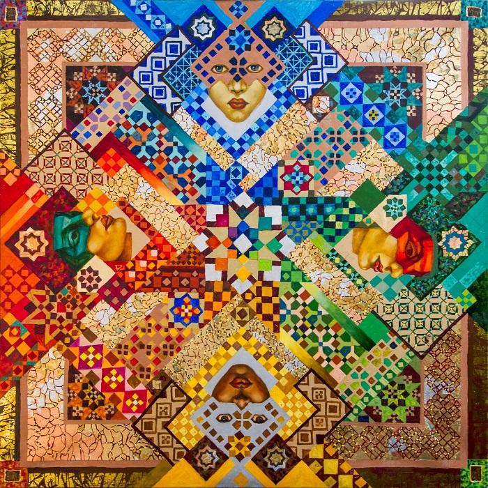 РУСКИ художник в Градската галерия във Варна