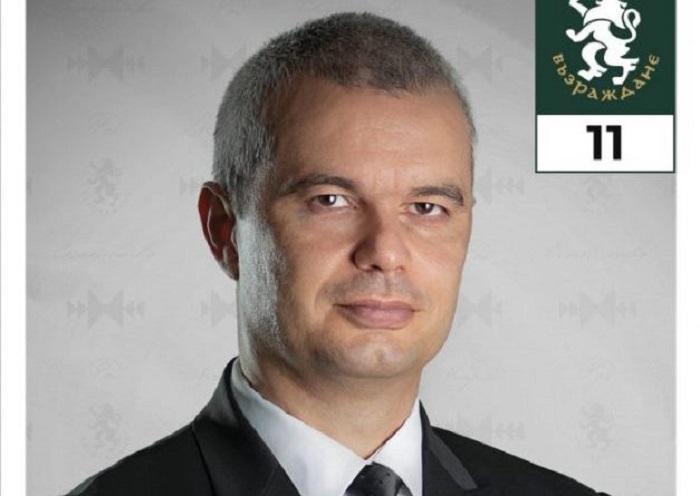 """""""ВЪЗРАЖДАНЕ"""" на Костадинов възхищава"""