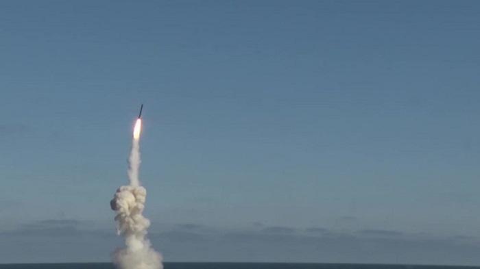 Русия изстреля Циркон от подводница за пръв път