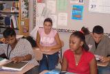 Първи училищен ден в гимназия в САЩ