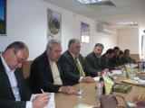 Регулярна, но реалистично-оптимистична пресконференция в Регионалната дирекция по горите - Варна