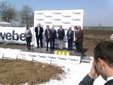 М-р Плевнелиев копна за Завод за строителни смеси край Варна