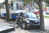 Автобус потроши артиста Асен Блатечки във Варна
