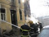 """Ето как изглежда изгорялата къща на ул """"Панагюрище"""""""