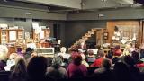 Сия Папазова представи книгата си за Варненския театър