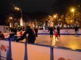 ОБЩИНА Варна осигури безплатна ледена пързалка