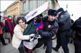 ЗА 08 март в Русия: Твърди действия срещу лесбопедерастията