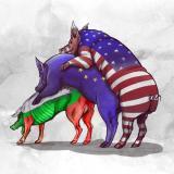 ВАСАЛИТЕ на ФАЩ ги молят да прекратят задушаващите ги санкции