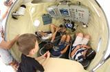 НАШЕСТВИЕ на космонавти в Камчия